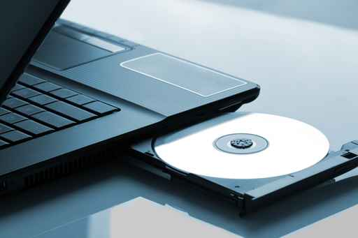 Laptop optical drive